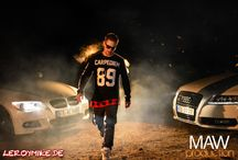 "MAW production Making of Making of / Hip Hop Song ""Не сдавайся"" (Gib nicht auf)"