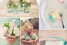 casamento azula e rosa