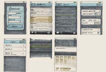 UX paper prototype