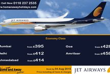 jet airline flights to India offer