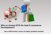 E- Commerce / At EITS, we are implementing latest and effective ecommerce features in magento customization. Our expert magento developers help you to provide complete solutions. EITS helps you to customize your word press blog and website using Word press customization & CMS customization services.