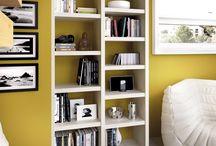 LIBRERÍAS DUO / Sí, esas piezas creadas para poder colocar libros, recuerdos, todo lo que desees tener a la vista y al alcance.
