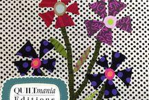 Appliqué - Tuesdays Flowers