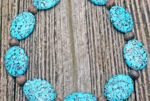 Turquoise / by Blitzrider On Etsy