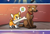 Ichabod the Optimistic Canine