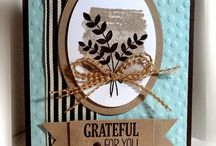 Cards: Thanksgiving / Any make or model!