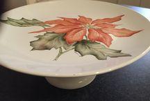 Porselensmaling / porselensmaling