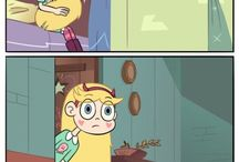 Star vs. The forces of Evil.