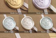 sealing wax ideas