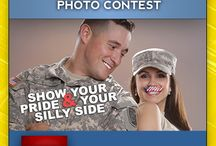 Contests for Active Duty Military
