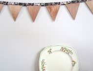 Bunting / by 4inourhouse @blogspot