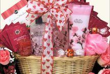 Valentine's baskets
