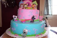 lps/awesome birthday cakes