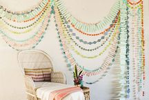 Pimp your party / Party decor ideas / by Hannah Bullivant Seeds and Stitches