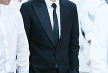 Infinite / Members; Myungsoo, Sunggyu, Dongwoo, Sungjong, Woohyun, Sungyeol, Hoya.  Bias: Myungsoo. Bias wrecker: Dongwoo.