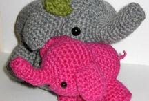 Crotchet elephant