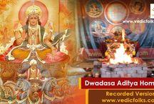 Dwadasa Aditya Maha Homam