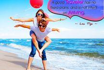 Travel Quotes / Factual travel quotes