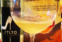 STLTO Indulgences / Wine goes well with everything. Food, fashion, fun. What's your STLTO indulgence?