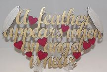 Handcrafted and Handpainted Laser Cut Plaques #Handmade #Handcrafted #Plaque / All products by www.cardsandcandlesforalloccasions.co.uk are handcrafted in our Staffordshire, UK premises.