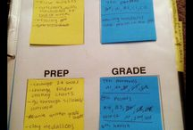 7th Grade - Organization / by Kristin Collarini