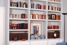 librería pladur