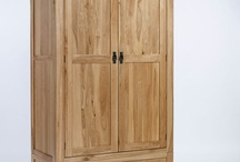 Wardrobes / To store away all of your favourite jeans and shirts, choose one of our resplendent wardrobes. With a range of woods available from solid oak to painted cream ash and pine - and available for children and adults, in wide, tall, and with drawers too - you're bound to find the right storage solution for your home. http://www.hampshirefurniture.co.uk/furniture-type/wardrobes