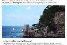 www.kendihikayeniyarat.com POSITANO