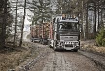 Volvo kamionok
