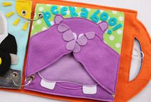 Cloth books for children