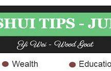 Feng shui tips / Get weekly feng shui tips.