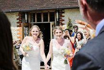 Real Life #Wedding at Rivervale Barn