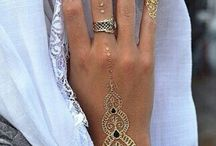 Tatuaggi con henna