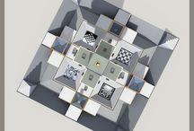 «...hypercube development...». / ...дом-музей странствующего рыцаря Максима Георгиевича Эшера...