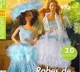 habits poupées barbie