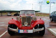 Vehículos en Castillo / Todos los vehículos que pasan por nuestras instalaciones en Castillo El Burgo (León) y Castillo Benavente (Benavente)