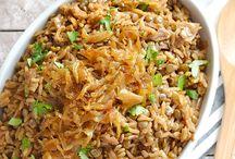 Cheap eats / Beans & rice