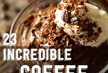 Coffee deserts