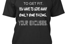 special Fitness T-Shirt Designs / Fitness Clothing for Men & Women  I am a recent graduate trying to inspire people and promote good health through creative design! Help me inspire others by supporting me! If you would like a custom design for you or your organization, I am the guy to get in touch with