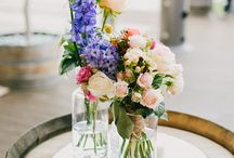 Table Settings and Centerpieces / The best of the best for your big day