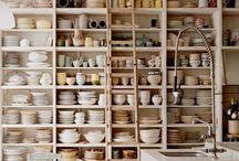 Lovely Kitchens / by Danielle Sullivan