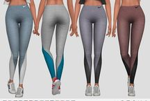 The Sims 4 maxis match