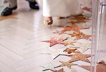 結婚式 星