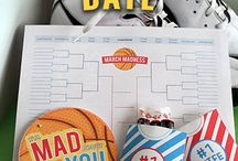 Mad for March / NCAA bball tournament fun