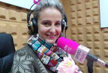 Podcast Carla en OndaMujer / En este tablero encontraréis mis podcast semanales en la cadena digital para mujeres OndaMujer