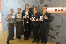 Unser Team freut sich über 1000 Facebook - Likes!