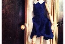 Love these❤️ wooden doll's