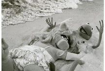 Kermit (+ Piggy)