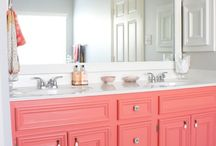 Master bath ideas / by April Crabtree