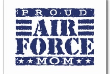 Air Force mom / by Missy Traub